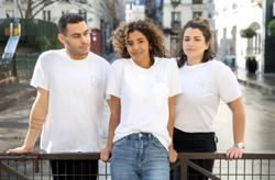 How a Parisian T-shirt label is trying to foster social good