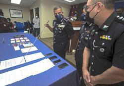 Teens behind forged Miti permits nabbed