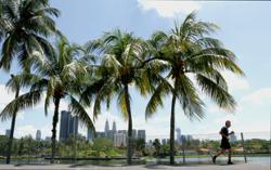 Kuala Lumpur public parks to reopen to the fully vaccinated