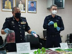 Man nabbed with almost RM200,000 of drugs in condominium raid