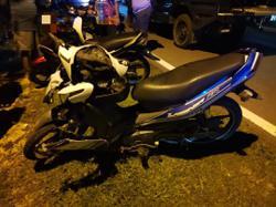 Young siblings die in motorcycle accident