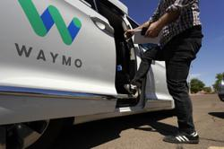 Waymo brings self-driving taxis to San Francisco – with a catch
