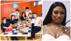 American rapper Megan Thee Stallion cleared to release remix of BTS Butter