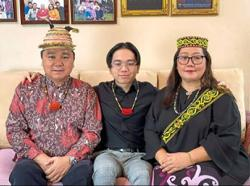 Sarawakian is first ethnic Kenyah accepted into Oxford University to read law