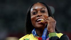 Athletics: Sprint queen Thompson-Herah has eye on long-standing women's 100m record