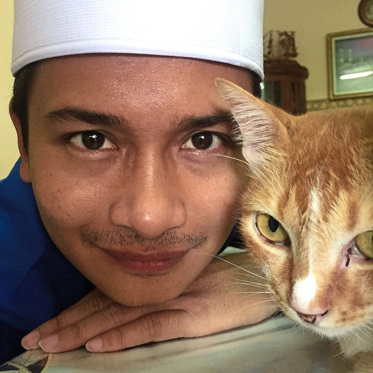 Duchess' last Eid with Shahrill was in 2020, when he was stuck in Jitra during the first MCO.