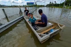 Number of flood evacuees drops in Larut Matang and Selama, Perak