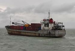 MMEA seize cargo ship for allegedly anchoring illegally off Johor