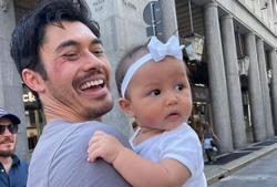 Henry Golding: Rom-com leading man, action star, new daddy