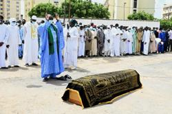 Habre, disgraced former president of Chad, buried in Senegal