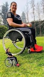 Chilean paralympian gets her own Barbie as doll-maker diversifies