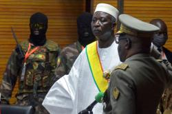 Mali's former interim president and PM released from house arrest