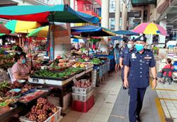 Sibu residents strictly following NRP's Phase Three guidelines, say cops