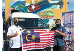 Jalur Gemilang campaign faces shortage of flags
