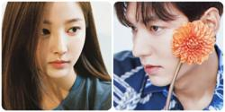 Actor Lee Min-ho is not dating Momolands Yeonwoo, says his agency