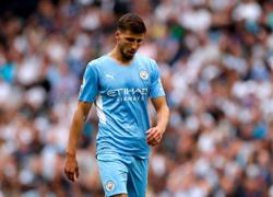 Soccer-Man City defender Dias extends contract to 2027