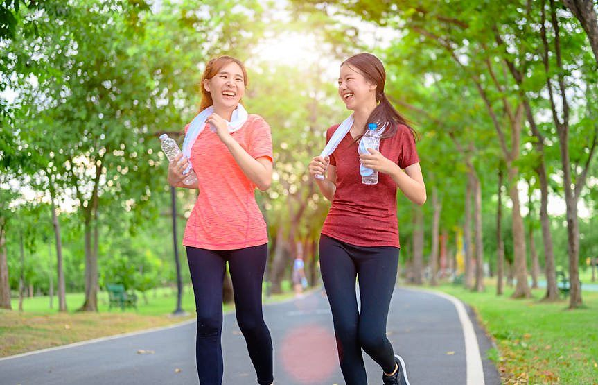 By setting up a support group, the founders of My PCOS I Love You hope to help women living with PCOS lead healthy and active lives. Photo: Filepic