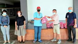 Association's food aid initiative to benefit 360 poor families in Sibu