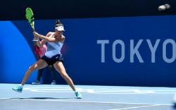 Tennis - Brady and Ostapenko among Monday withdrawals from U.S. Open