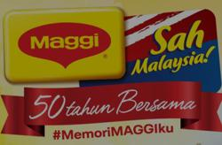 Memories are made of MAGGI Mee