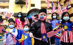2021 National Day celebrated in the spirit of Malaysian Family