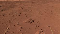 China releases new Mars images as nation marks 100 days of red planet exploration