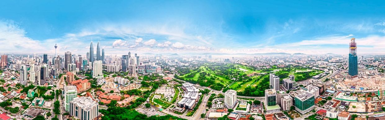 Stunning cityscape: Enjoy the stunning panoramic view of the KL city centre, a privilege that only a few are accorded.