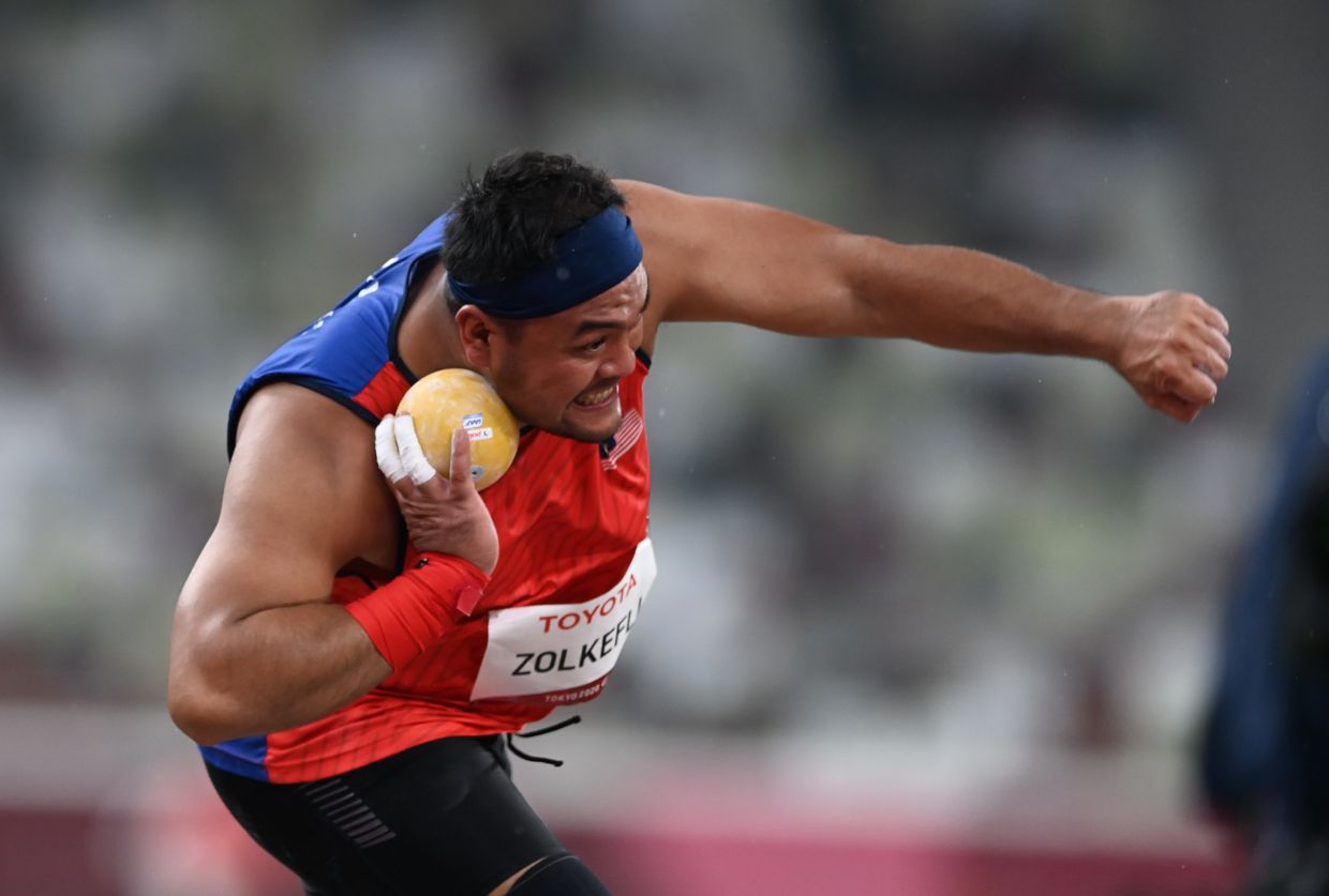 Athletics: Ziyad loses appeal to overturn disqualification at Tokyo  Paralympics | The Star