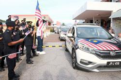 Renew licence, road tax via drive-through service