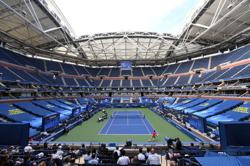 U.S. Open day two