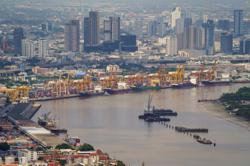 Thai July exports rise but Covid-19 curbs hit activity