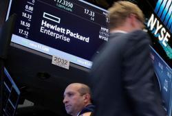 Hewlett Packard Enterprise wins $2 billion computing service deal with U.S. National Security Agency