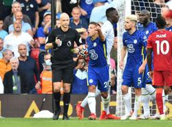 Soccer-Chelsea charged for failing to control players against Liverpool