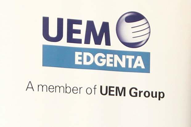 UEM Edgenta logo