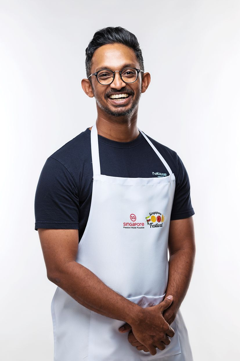 Acclaimed chef Rishi delves deep into his Sri Lankan heritage during his masterclass.