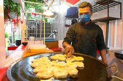 Eatery's explosive recipe for success