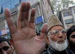 Indian Kashmir separatist leader dies, troops deployed in Srinagar