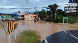 Floods hit Beaufort and Sipitang but no evacuation yet