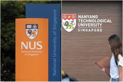 Singapore's NUS climbs to 21st place in Times Higher Education rankings.