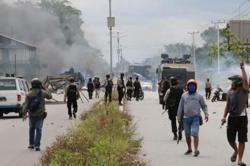 Four Indonesian soldiers killed by armed militants in West Papua province