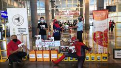 Medical supplies delivered to hospitals in Klang Valley