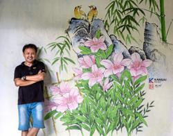 Capturing old-world charm of Gertak Sanggul