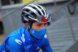 Cycling-Lopez claims Vuelta stage 18 as Roglic tightens grip on red