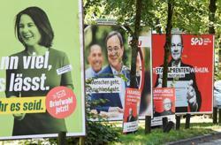 German SPD extends lead over Merkel's sliding conservatives