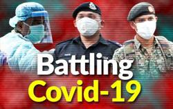Armed forces ready to assist in combatting high infection rates