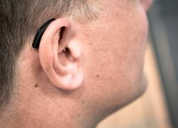 Hearing loss in older adults may trigger depression
