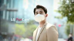 Breathe better with the LG PuriCare Wearable Air Purifier