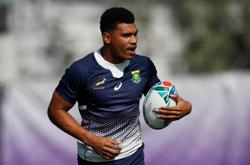 Rugby-Willemse calls for Boks to be clinical in remainder of Rugby Championship