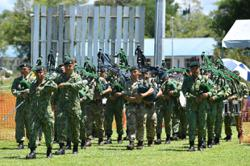 British Forces Brunei lends helping hands in Covid-19 fight