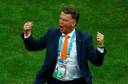Soccer-Netherlands coach Van Gaal expects another test against Montenegro